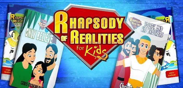 Rhapsody of Realities for Kids